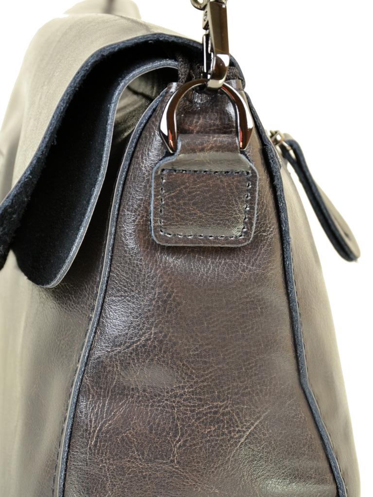 Сумка Женская Классическая кожа PODIUM 012-1 8605 grey