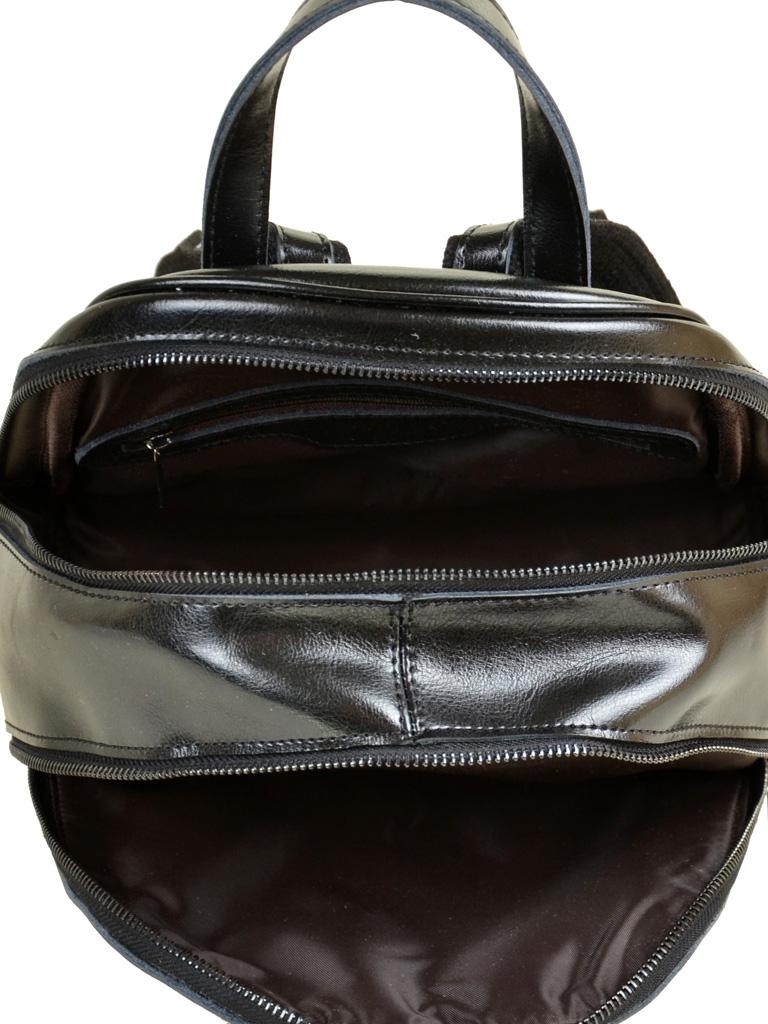 Сумка Женская Рюкзак кожа PODIUM 012-1 8626 black - фото 5