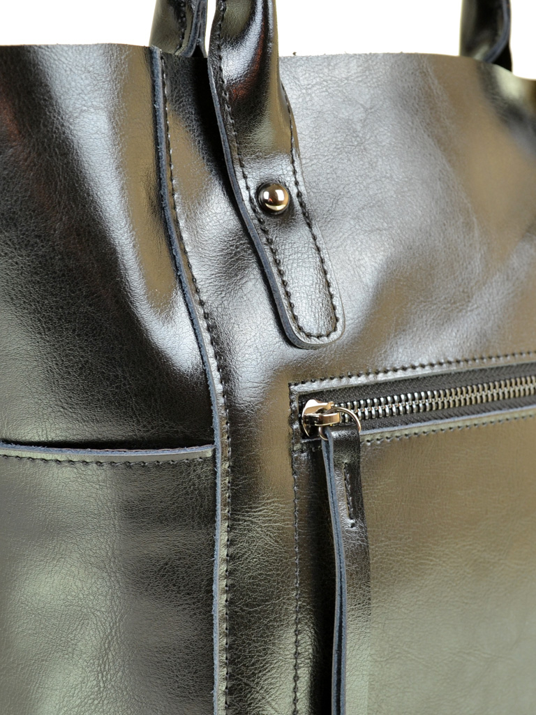 Сумка Женская Классическая кожа PODIUM 012-1 8627 black