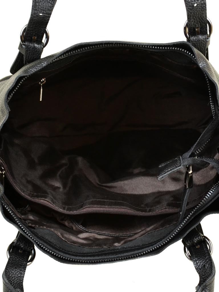 Сумка Женская Классическая кожа PODIUM 012-1 8631-9 black