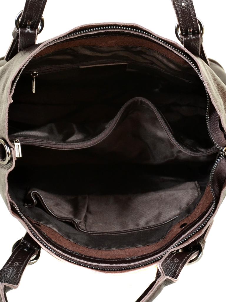 Сумка Женская Классическая кожа PODIUM 012-1 8631-9 brown