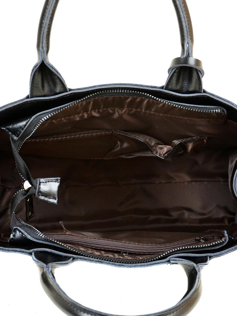 Сумка Женская Классическая кожа PODIUM 012-1 8633 black