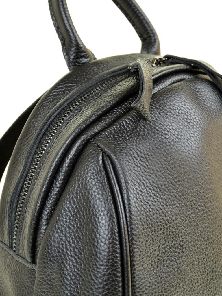 Сумка Женская Рюкзак кожа PODIUM 012-1 8637-9 black