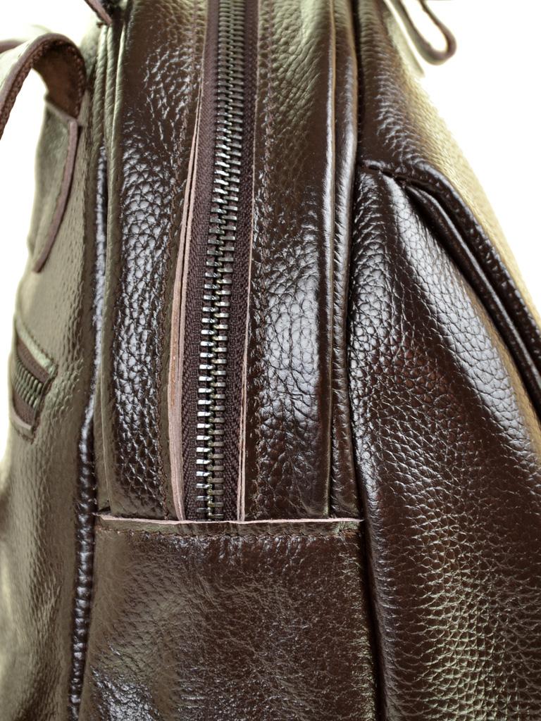 Сумка Женская Рюкзак кожа PODIUM 012-1 8637-9 brown