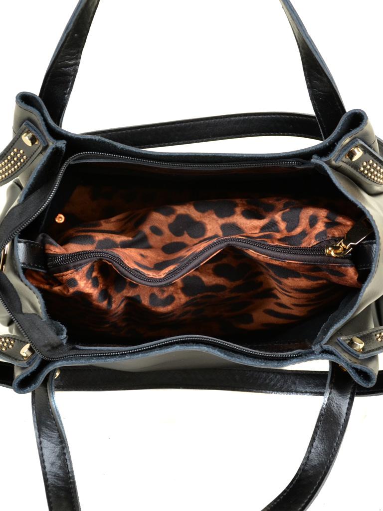 Сумка Женская Классическая кожа PODIUM 012-1 9033 black