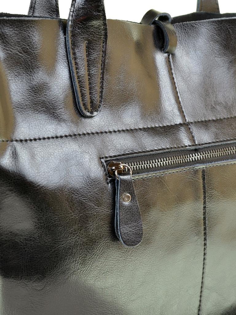 Сумка Женская Классическая кожа PODIUM 012-1 J002 black