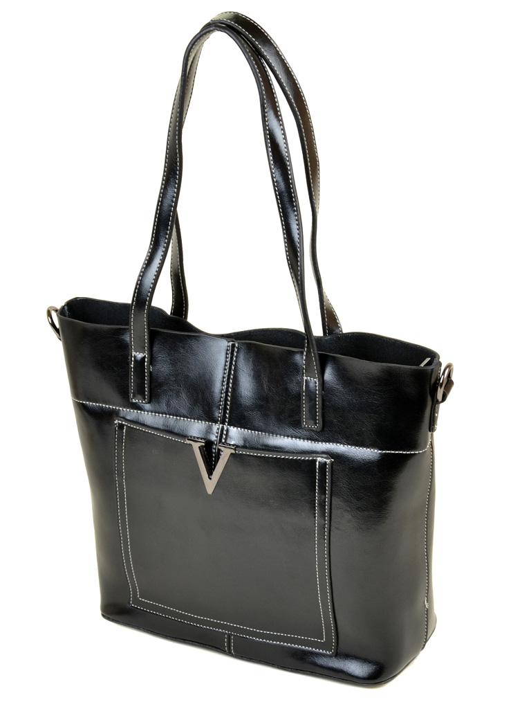 Сумка Женская Классическая кожа PODIUM 012-1 YC8002(2377) black
