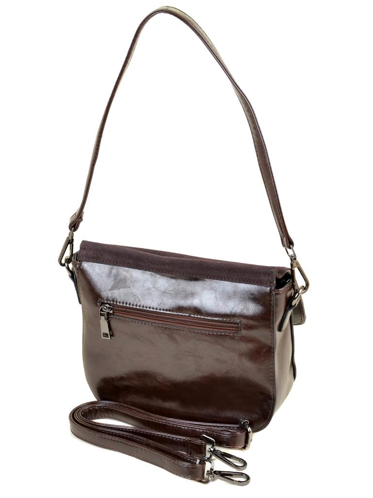 Сумка Женская Клатч замш PODIUM 012-1 5083 brown