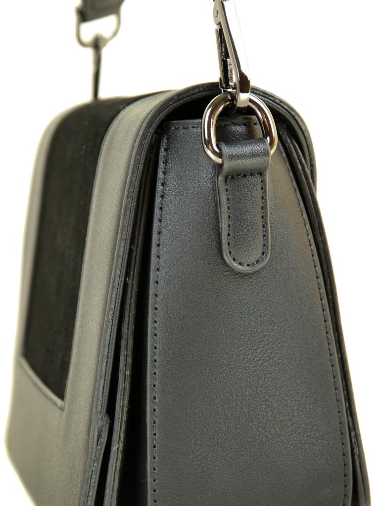 Сумка Женская Клатч замш PODIUM 012-1 803 black