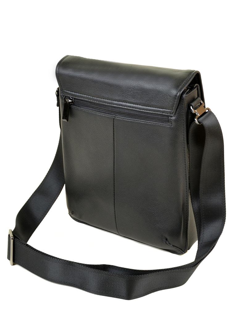 Сумка Мужская Планшет кожа BRETTON TW1569-3 black