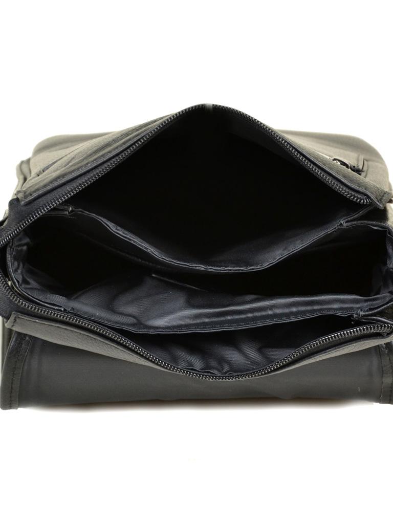 Сумка Мужская Планшет кожа BRETTON TW1569-4 black