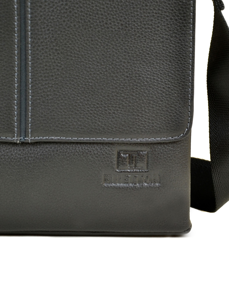 Сумка Мужская Планшет кожа BRETTON TW1588-3 black - фото 3