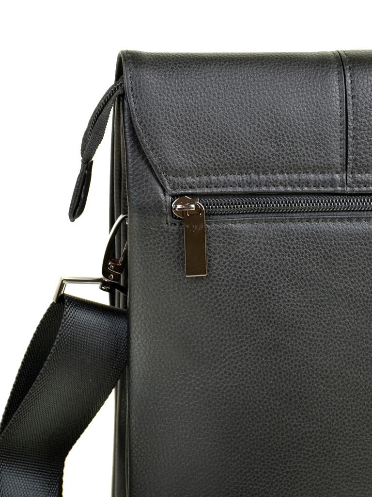 Сумка Мужская Планшет кожа BRETTON TW5299-3 black