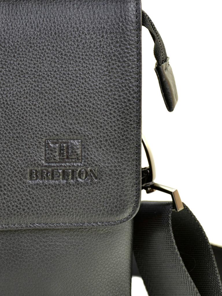 Сумка Мужская Планшет кожа BRETTON TW5299-4 black