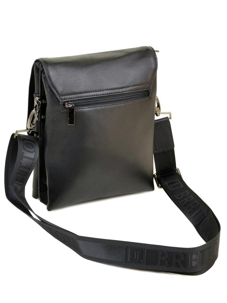 Сумка Мужская Планшет кожа BRETTON TW5308-4 black