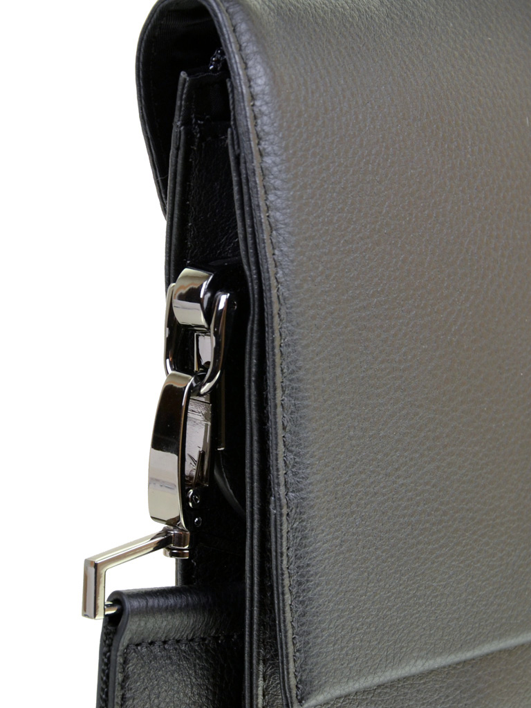 Сумка Мужская Планшет кожа BRETTON TW5373-3 black