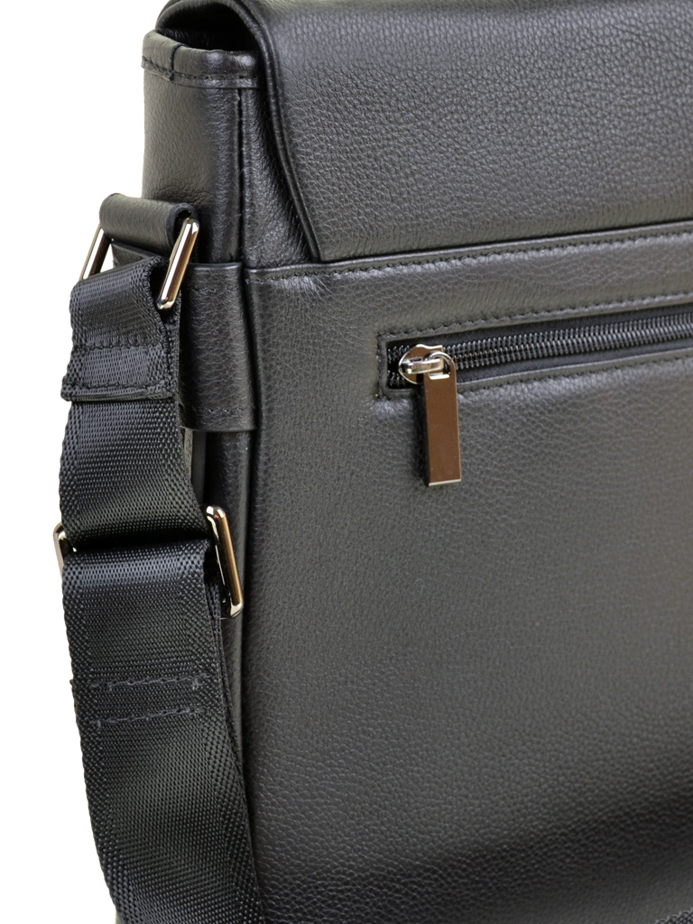 Сумка Мужская Портфель кожа BRETTON TW78181-3 black