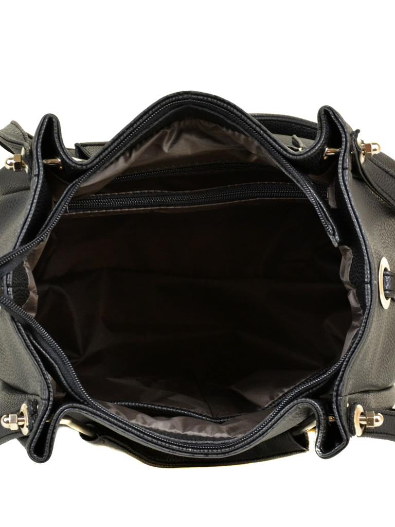 Сумка Женская Классическая иск-кожа М 131 47 black