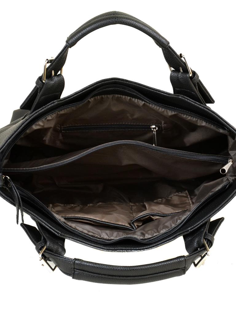 Сумка Женская Классическая иск-кожа М 51 47 black