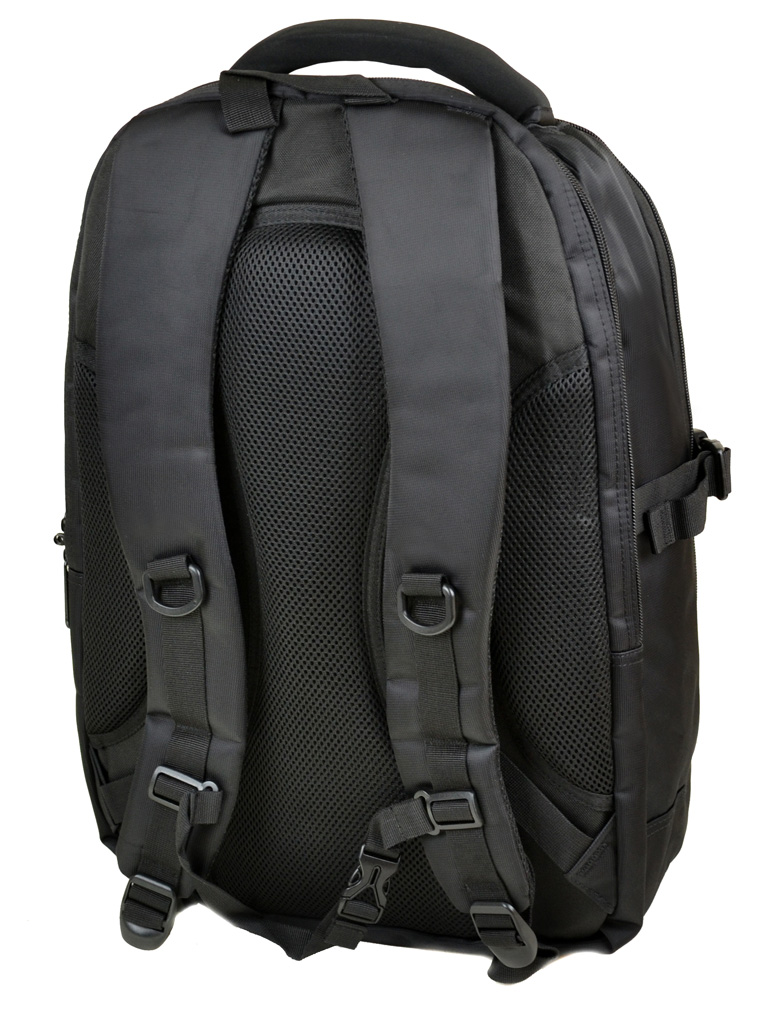 Рюкзак Городской нейлон Witzman 3301 black
