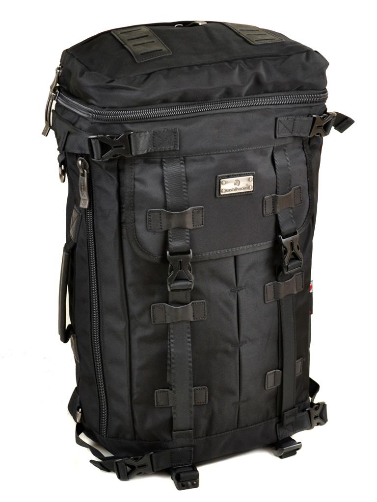 Рюкзак Городской нейлон Witzman 511 black
