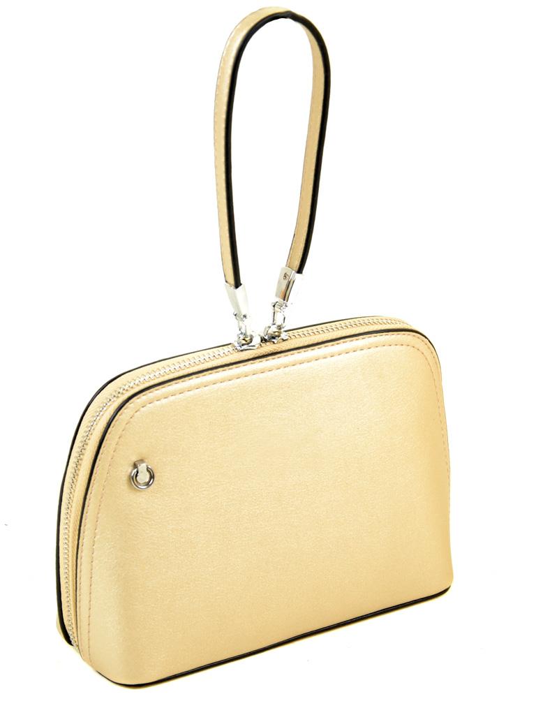 Сумка Женская Клатч иск-кожа Podium 6-02 16238 gold