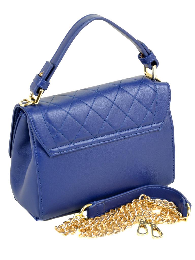 Сумка Женская Клатч иск-кожа Podium 6-02 3303 blue
