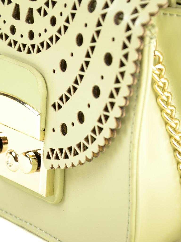 Сумка Женская Клатч иск-кожа Podium 6-02 8490 green - фото 3