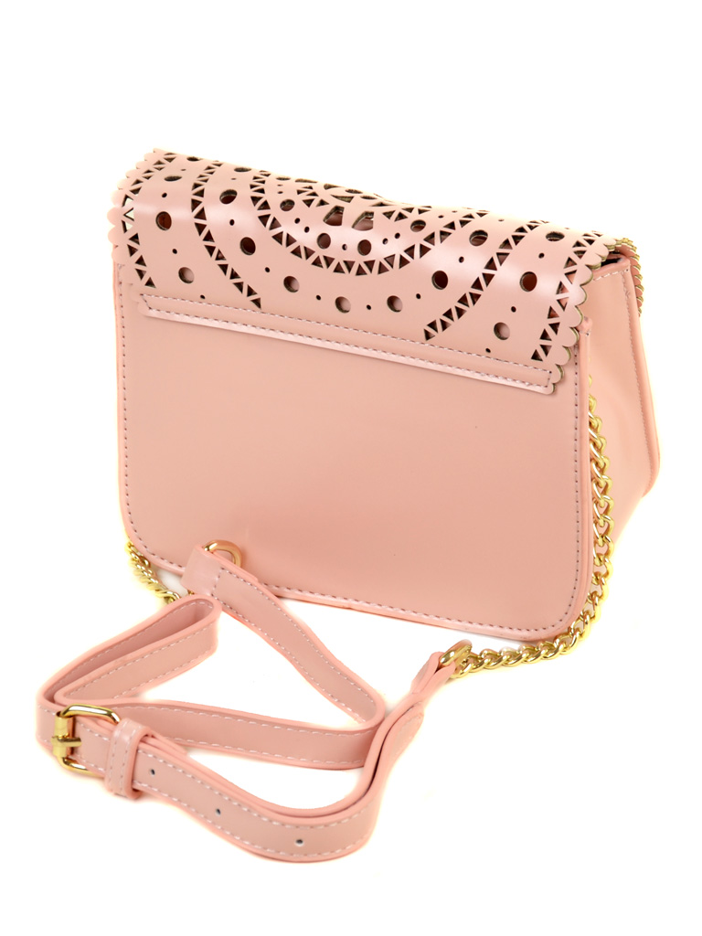 Сумка Женская Клатч иск-кожа PODIUM 6-02 8490 pink - фото 4