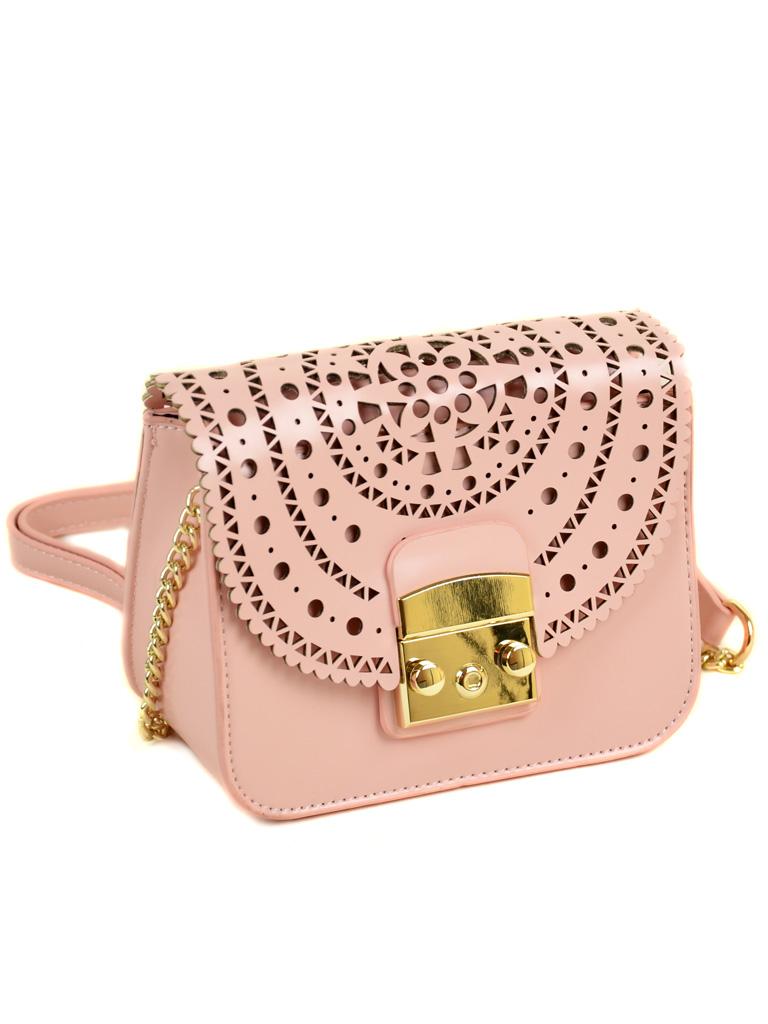 Сумка Женская Клатч иск-кожа PODIUM 6-02 8490 pink