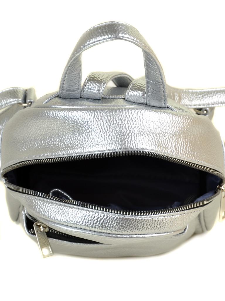 Сумка Женская Классическая иск-кожа М 124 72 silver