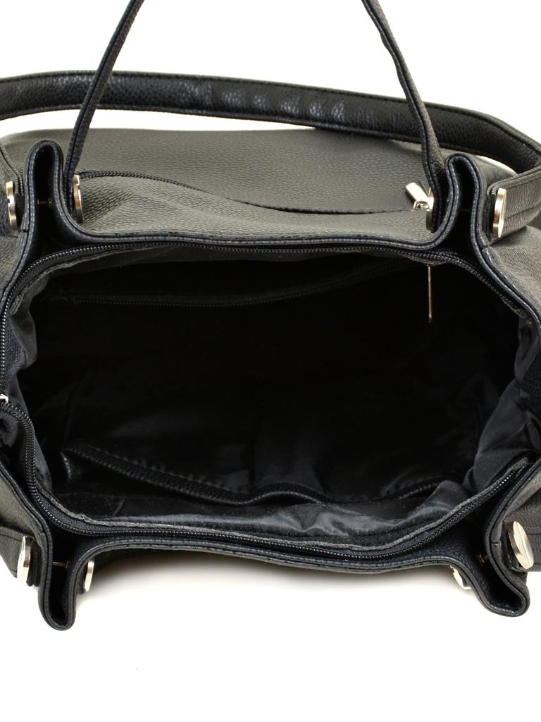 Сумка Женская Классическая иск-кожа М 130 47 black