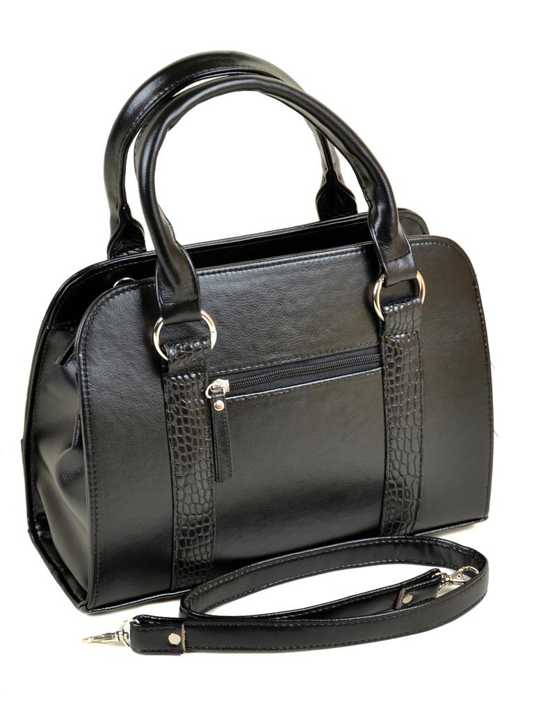 Сумка Женская Классическая иск-кожа М 60 Z-ka 10 black
