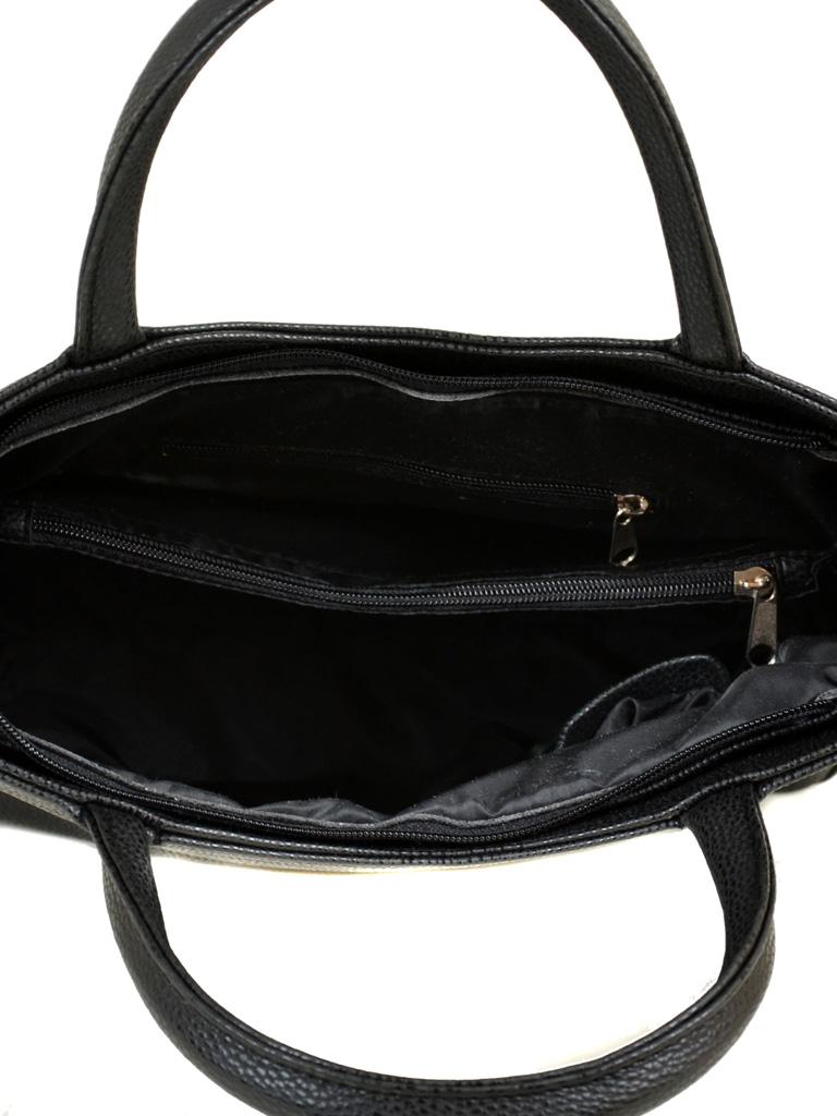 Сумка Женская Классическая иск-кожа М 75 47 black