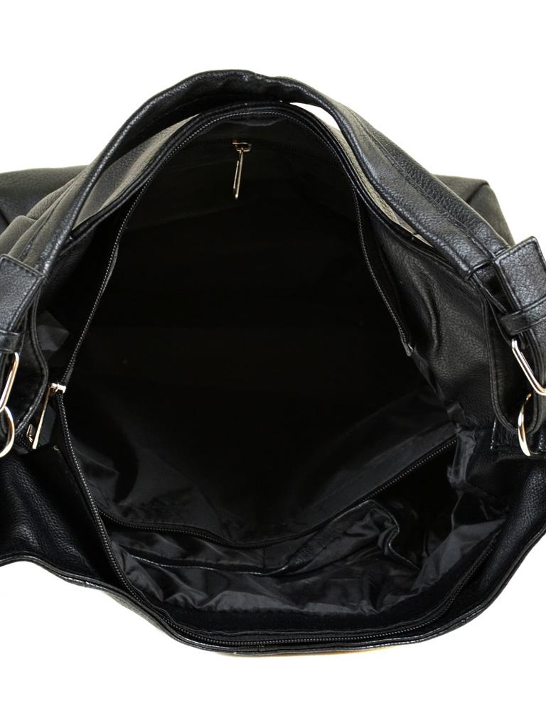 Сумка Женская Классическая иск-кожа М 77 801 black