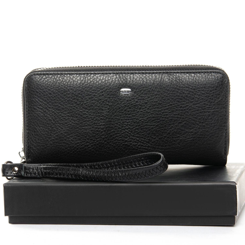 Кошелек Classic кожа DR. BOND MS-41 black