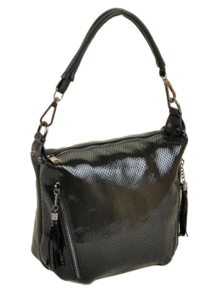 Сумка Женская Классическая кожа ALEX RAI 2-01 312-1 black