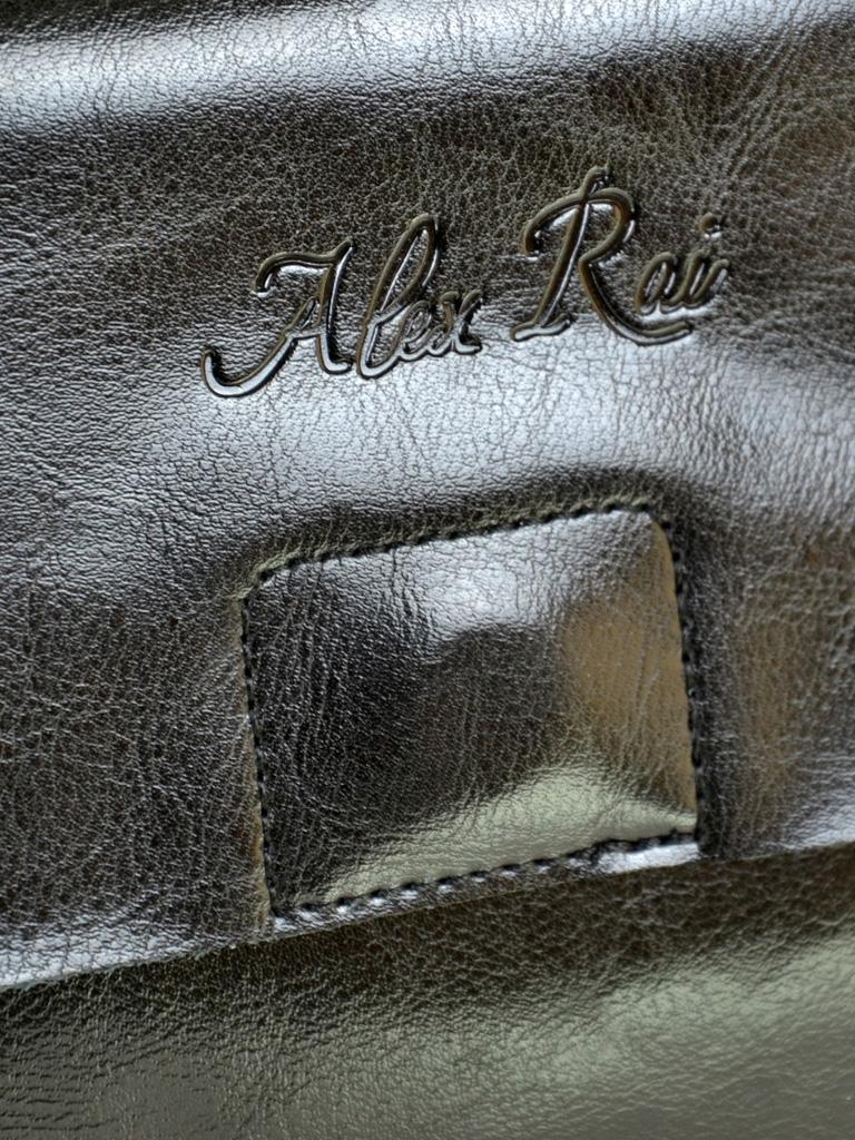 Сумка Женская Классическая кожа ALEX RAI 2-01 8605 black