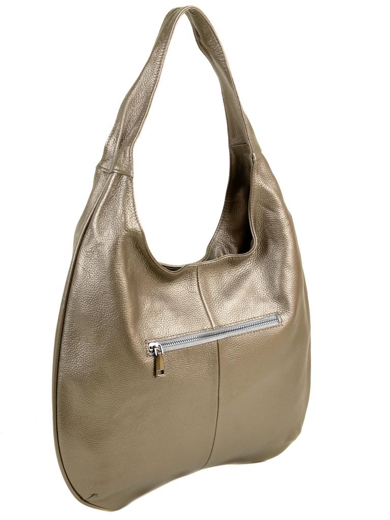 Сумка Женская Классическая кожа ALEX RAI 2-01 8638-9 silver-grey
