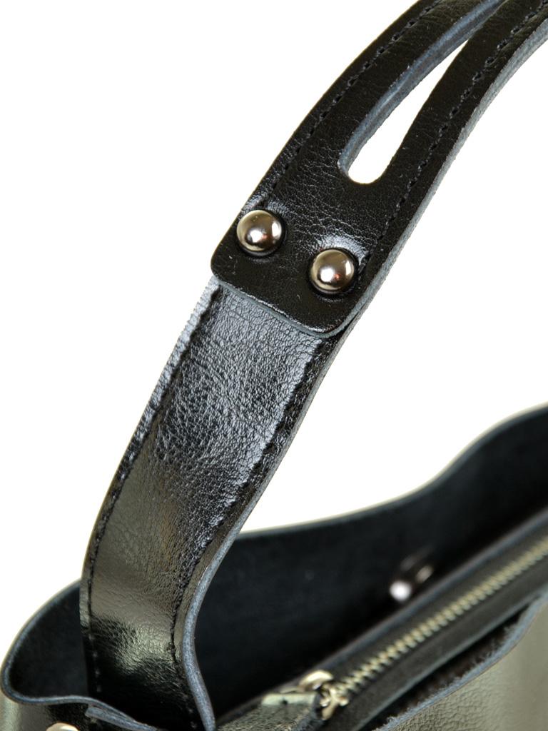 Сумка Женская Классическая кожа ALEX RAI 2-01 8641 black