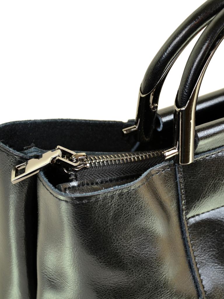 Сумка Женская Классическая кожа ALEX RAI 2-01 8856 black