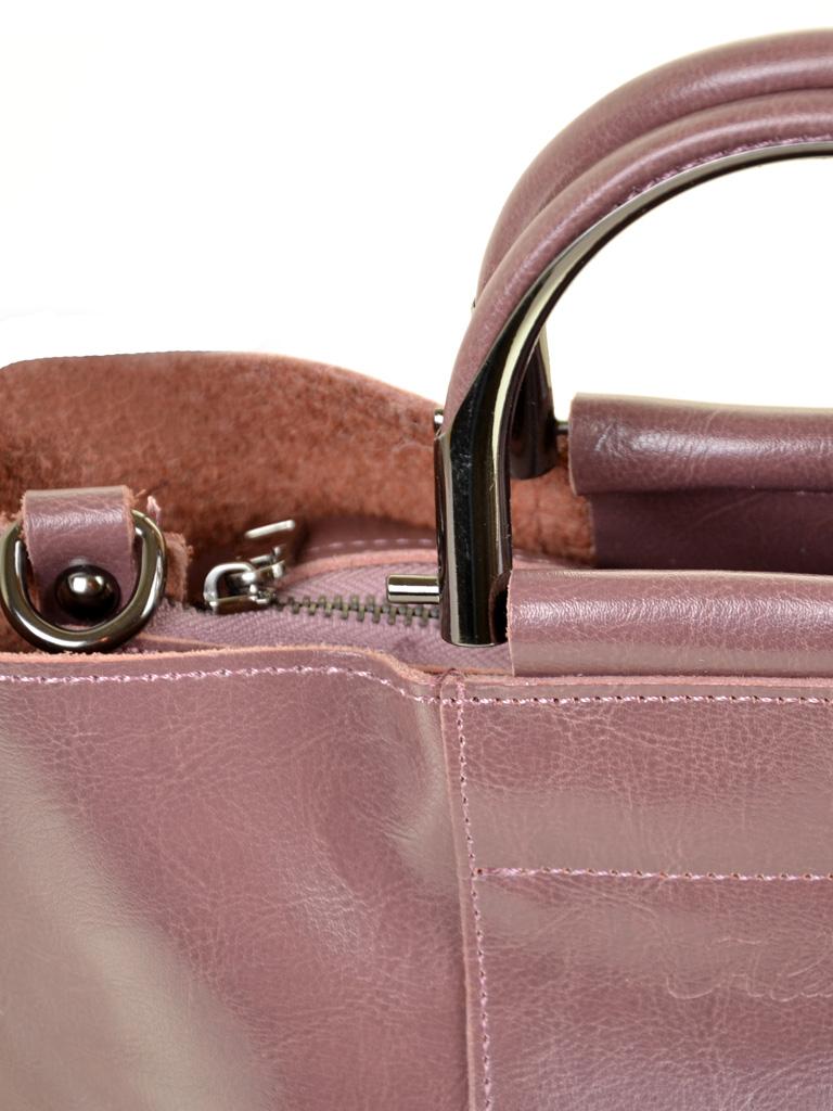 Сумка Женская Классическая кожа ALEX RAI 2-01 8856 purple
