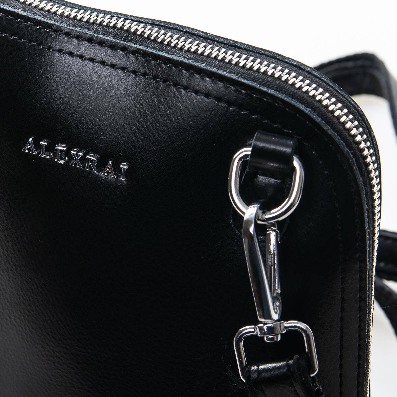 Сумка Женская Клатч кожа ALEX RAI 2-01 8803 black - фото 3