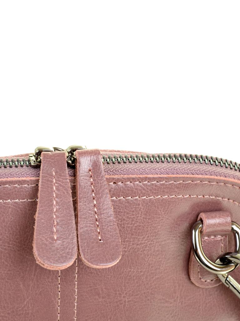 Сумка Женская Клатч кожа ALEX RAI 2-01 8803 purple