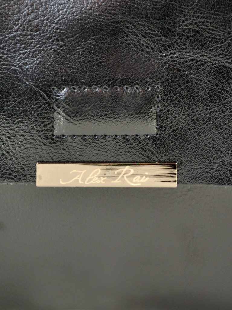 Сумка Женская Клатч кожа ALEX RAI 2-01 8805 black