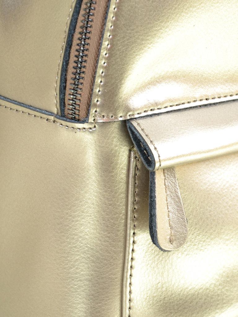 Сумка Женская Рюкзак кожа ALEX RAI 2-01 8045 silver-grey
