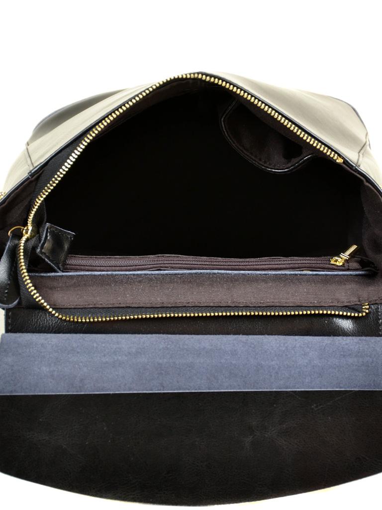 Сумка Женская Рюкзак кожа ALEX RAI 2-01 8504 black