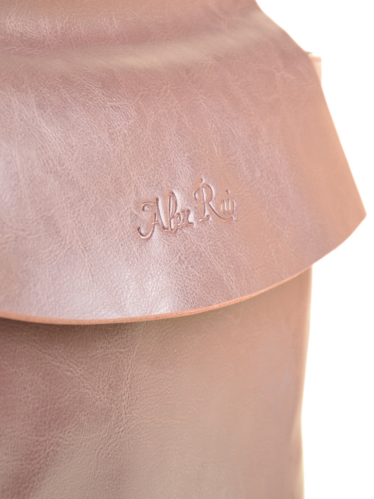 Сумка Женская Рюкзак кожа ALEX RAI 2-01 8504 purple