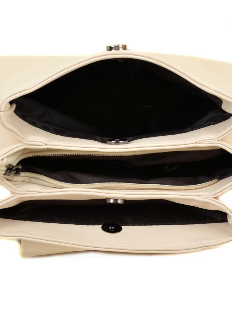 Сумка Женская Классическая иск-кожа ALEX RAI 2-02 1606 cream-white