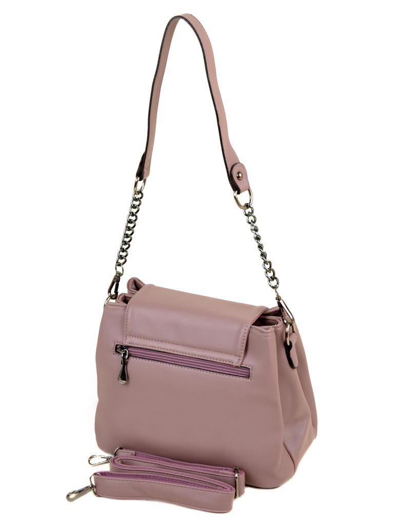Сумка Женская Классическая иск-кожа ALEX RAI 2-02 1606 purple